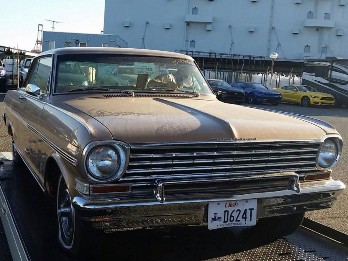1963 chevyII